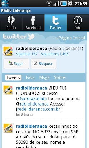 玩音樂App|Rádio Liderança免費|APP試玩