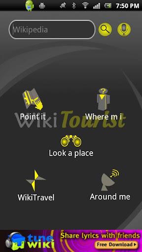 Wiki Tourist