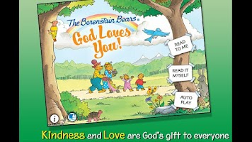Screenshot of BB - God Loves You!