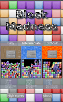 Screenshot of Block Madness