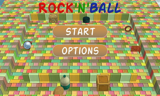 rocknball-free for android screenshot