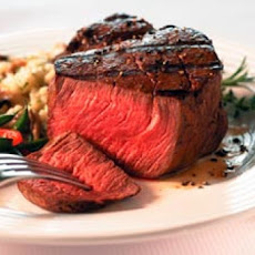 Marinated Filet of Beef