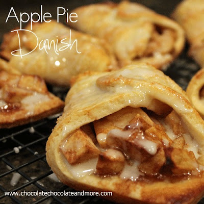 Apple Pie Danish