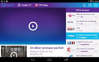 Screenshot of TV Overal / TV Partout