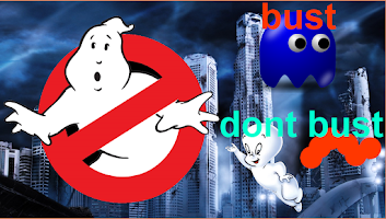 Screenshot of ghost busting