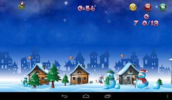Screenshot of Santa Claus Free!!!