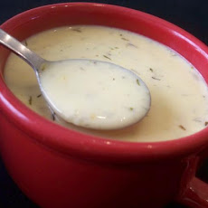 Cream of Potato & Cheese Soup
