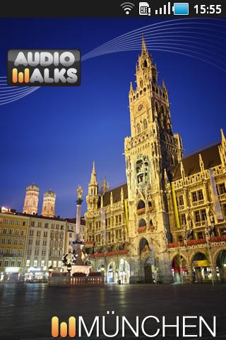 AudioWalks München