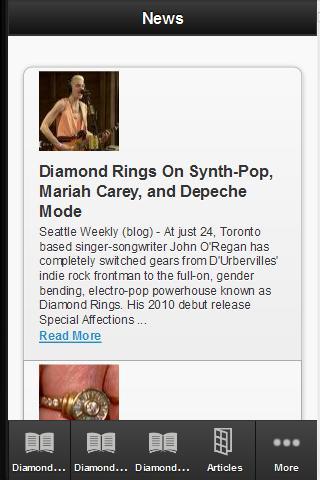 【免費購物App】Diamond Rings Guide-APP點子