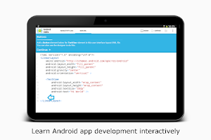 Screenshot of AIDE - Android IDE - Java, C++