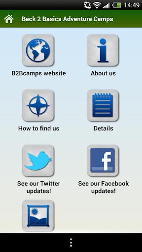 Back 2 Basics Adventure Camps