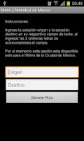 Screenshot of Metro de Mexico (Donation)