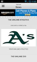 Screenshot of Oakland IN Motion