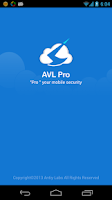 Screenshot of AVL Pro Antivirus & Security