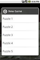 Screenshot of Dog and Puppy Puzzles