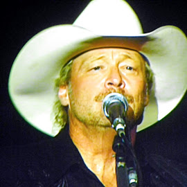 Alan Jackson In Concert by Melanie Goins - People Musicians & Entertainers ( music, concert, singing, fans, country,  )