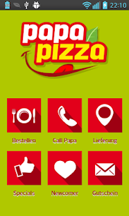 PapaPizza - screenshot