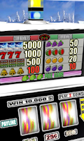 Screenshot of 3D Winter Slots 2 - Free