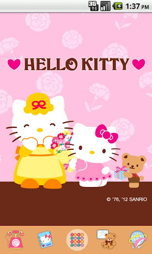 Hello Kitty Happy Mother Day