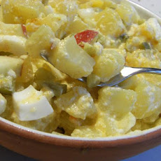Potato Salad (Kartoflusalat in Iceland)