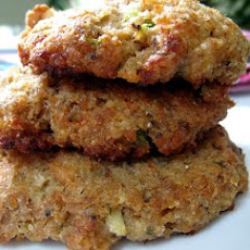 Fried (Dilly) Salmon Patties