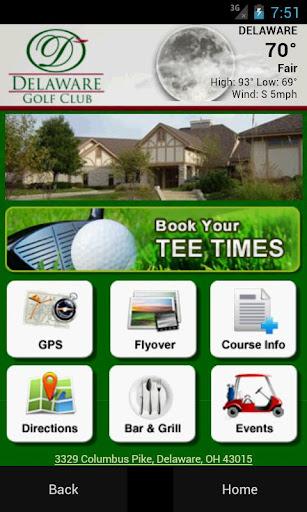 Delaware Golf Club