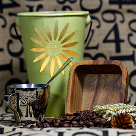 by Dipali S - Artistic Objects Other Objects ( cup, tea time, candle )