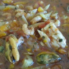 Southern California Cioppino