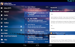 Screenshot of Yahoo Mail – Free Email App