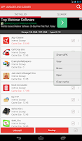 Screenshot of App Manager & Clean Master