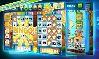 Screenshot of Bingo Fever - Free Bingo Game