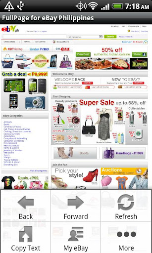FullPage for ebay Philippines