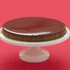 Mocha-Cream Cheese Flan