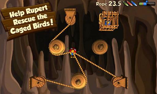 【免費解謎App】Rope Rescue-APP點子