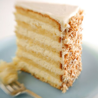 Coconut Cake Frosting
