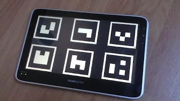 Screenshot of Vita AR Cards