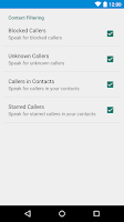 Screenshot of Voice Caller ID - Ad Free