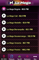 Screenshot of La Mega