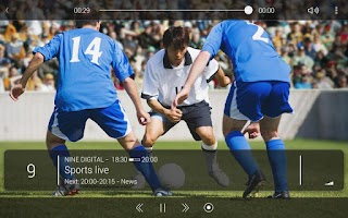 Screenshot of EyeTV Micro