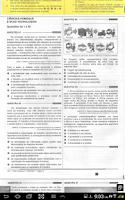 Screenshot of AcheProvas - ENEM e Vestibular