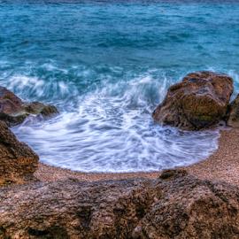 Wild Beach by Siniša Biljan - Landscapes Beaches