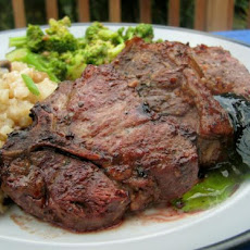 Sheila's Peppered Lamb Chops