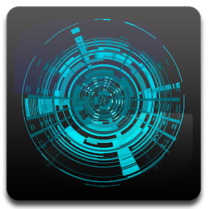 Tech Rings Live Wallpaper For PC / Windows 7/8/10 / Mac – Free Download
