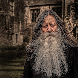 by Eddie Leach - People Portraits of Men (  )
