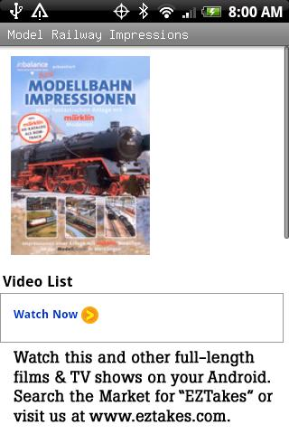 Model Railway Impressions