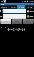 Screenshot of AndroBode