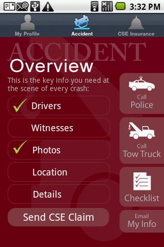 CSE Insurance Accident Toolkit