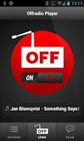 Screenshot of Offradio