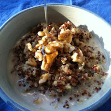 Cinnamon-Scented Breakfast Quinoa