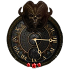 Diablo Clock icon